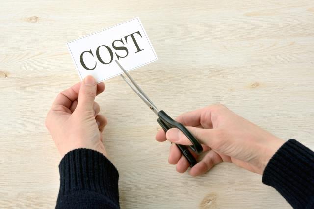 経費率と人件費率