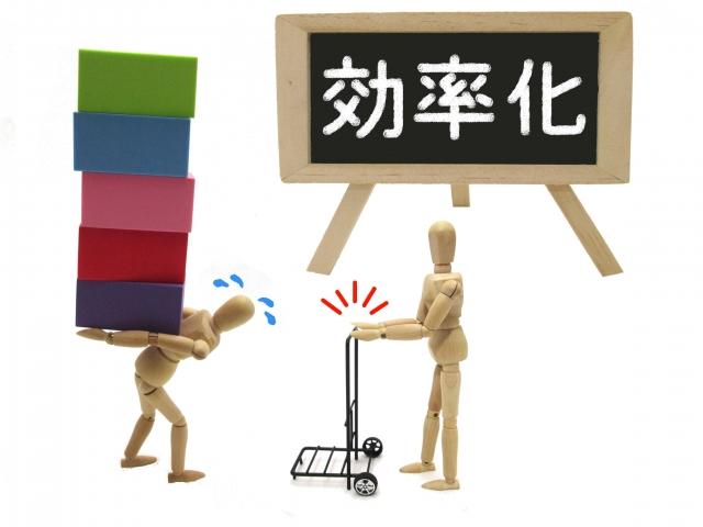 業務の細分化を行えば効率化に繋がる。そのためのポイントや手法をご紹介
